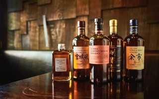 Nikka whisky: история японского виски Никка, описание Blended (Блендид), From the Barrel, Pure Malt Black (Блэк)