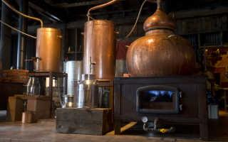 Медный аламбик: описание и виды аппаратов для дистилляции спирта,