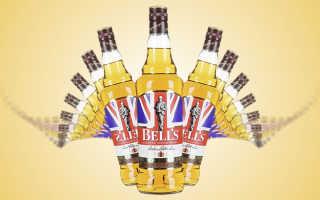 Виски Беллс: состав, виды и фото шотландского Bells