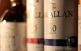 Выдержка виски в дубовых бочках: классификация по данному параметру и цены