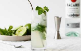 Алкогольный Мохито: простой рецепт приготовления в домашних условиях