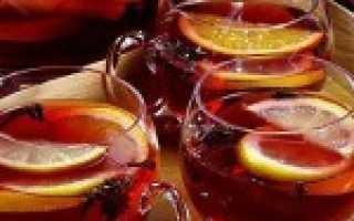 Рецепты алкогольного пунша: как сделать в домашних условиях фруктовый коктейль