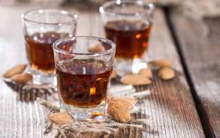 Амаретто в домашних условиях: как сделать на самогоне (водке, спирту)
