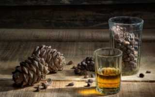 Настойка на кедровых орешках на спирту: рецепты приготовления средства в домашних условиях
