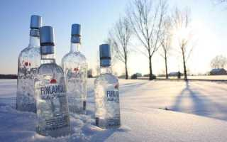 Температура замерзания водки: может ли замерзнуть в морозилке традиционный русский алкогольный напиток