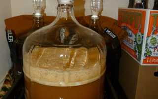 Как ускорить процесс брожения браги для самогона: созревание, подкормка азотом в домашних условиях