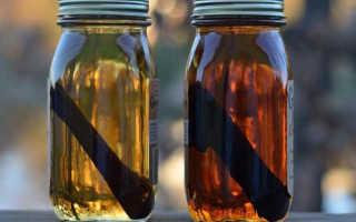 Самогон на дубовой щепе (чипсах): лучшие рецепты приготовления настойки в домашних условиях