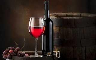 Красное сухое вино: вкусовые качества