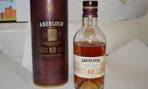 Виски Аберлауэр (Aberlour): история создания, разновидности