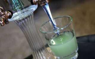 Абсент в домашних условиях из самогона: рецепты приготовления напитка, как сделать своими руками