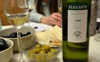 Вино херес: описание и особенности