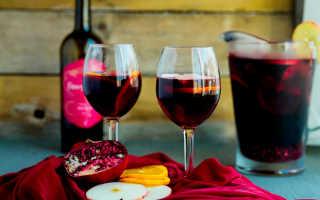 Гранатовое вино: популярные марки разных стран и особенности производства