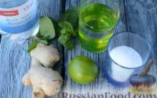 Имбирный эль: рецепты приготовления в домашних условиях, особенности освежающего напитка
