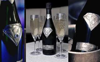 Самое дорогое шампанское: топ-10 марок в мире с названиями, описанием и ценой