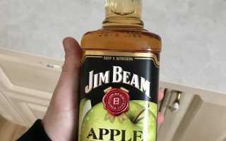 Яблочный виски: описание, названия и цена, в том числе Jim Beam (Джим Бим)
