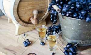 Брага для самогона из винограда: рецепт без дрожжей и классический из выжимок