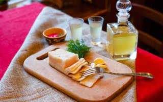 Хреновуха на самогоне: классические рецепт приготовления в домашних условиях