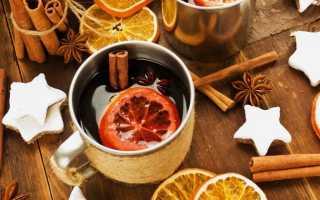 Рецепт приготовления Глинтвейна в домашних условиях: классический из красного вина