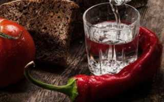 Водка с перцем от простуды: правильные рецепты и пропорции, можно ли ее пить при температуре