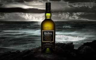 Ardbeg виски: история создания Ардбег, описание сорта Ten years old (10 лет), Uigeadail (Угадал)