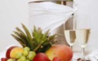 Шампанское: с чем пьют по этикету Боско, Санто Стефоно, как нужно вкусно и правильно закусывать