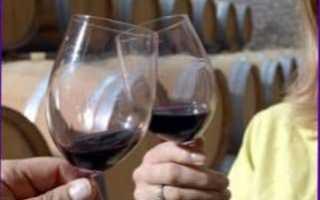 Несколько слов о культуре употребления вина
