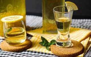 Лимонная настойка на водке: рецепты приготовления на самогоне и спирте в домашних условиях