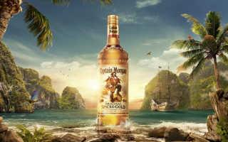 Ром Капитан Морган (Captain Morgan): пряный ямайский, как правильно пить и употреблять