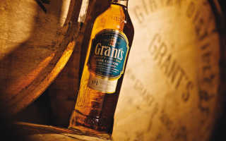 Виски Грантс (Grants): цена за бутылку 0,75 литров, виды, процесс производства