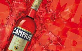 Кампари (Campari): узнаем, что это за итальянский ликер, из чего его делают
