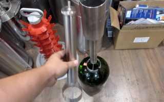 Угольный фильтр для очистки самогона своими руками: пошаговая инструкция изготовлении колонны