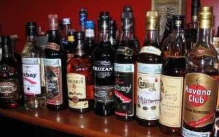 С каким соком пьют ром: с чем лучше сочетается темное спиртное