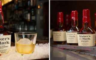 Виски Maker's Mark: история возникновения и особенности производства