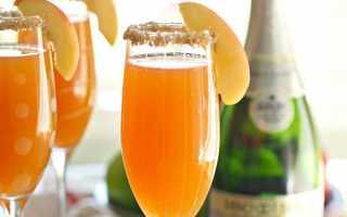 Коктейли с шампанским: рецепты в домашних условиях