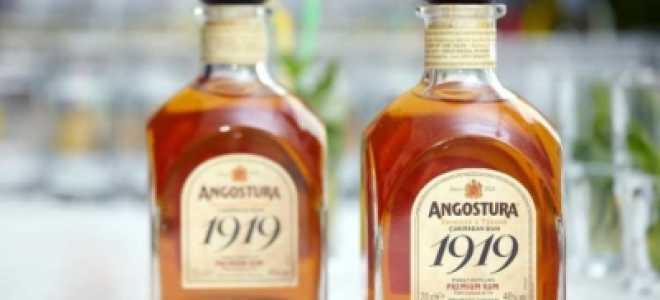 Ром Ангостура: история, описание, по какой цене можно купить Angostura 5 лет выдержки и 7 Year Old