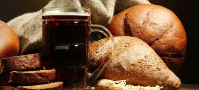 Домашний хлебный квас на 3 литра: как сделать в домашних условиях – рецепт с дрожжами