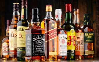Марки виски: список самых популярных брендов с фото, названия которых у всех на слуху