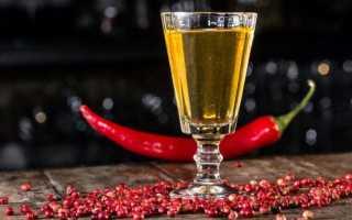 Рецепты перцовки в домашних условиях: расскажем, как сделать лечебный алкогольный напиток